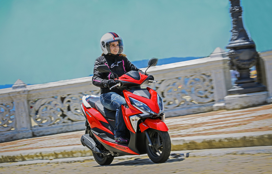 Ranking das motos mais vendidas: Honda Elite