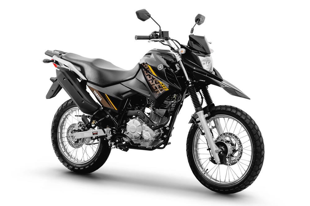 Ranking das motos mais vendidas: Yamaha Crosser