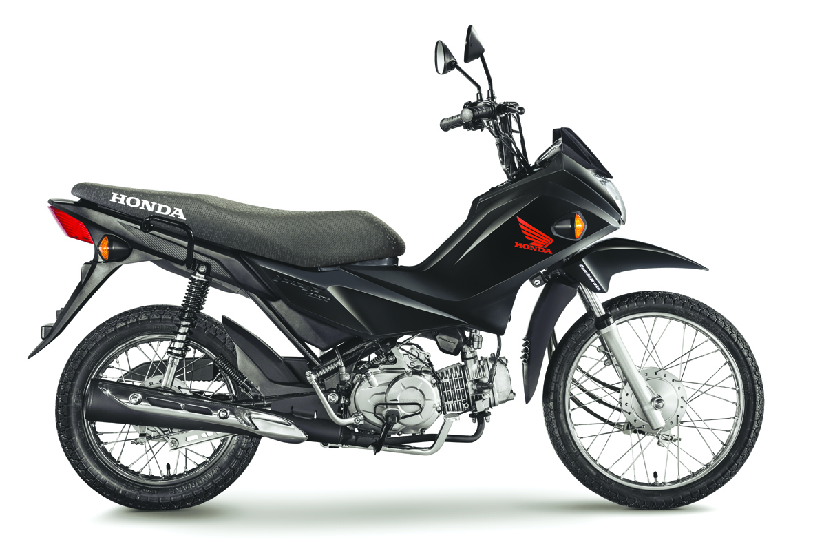 Ranking das motos mais vendidas: Pop 110i