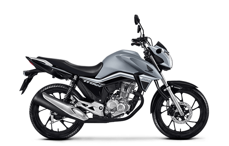 Ranking das motos mais vendidas: CG 160