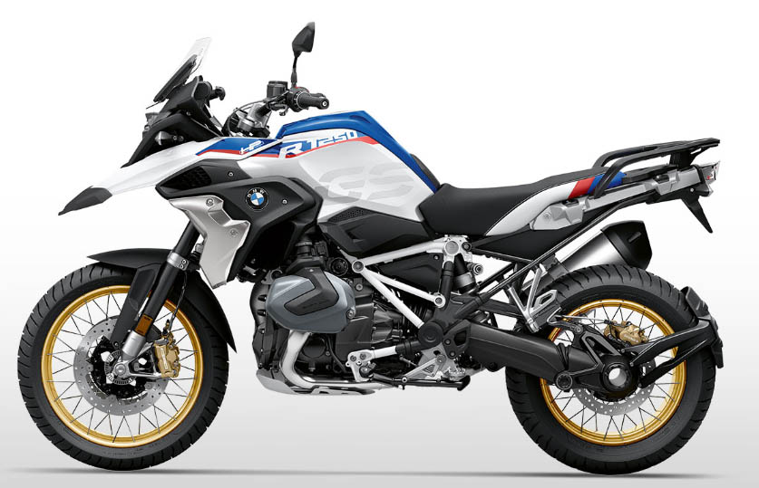 BMW R 1250 GS venceu a categoria Maxitrail no Moto de Ouro 2019