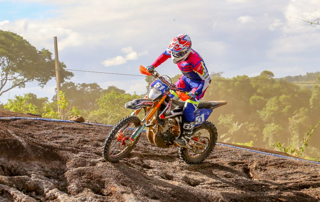 Vitor Borges vai ao International Six Days com moto da MXF Motors