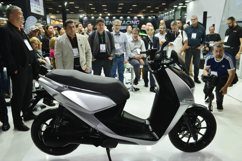 Scooter Horwin SK3