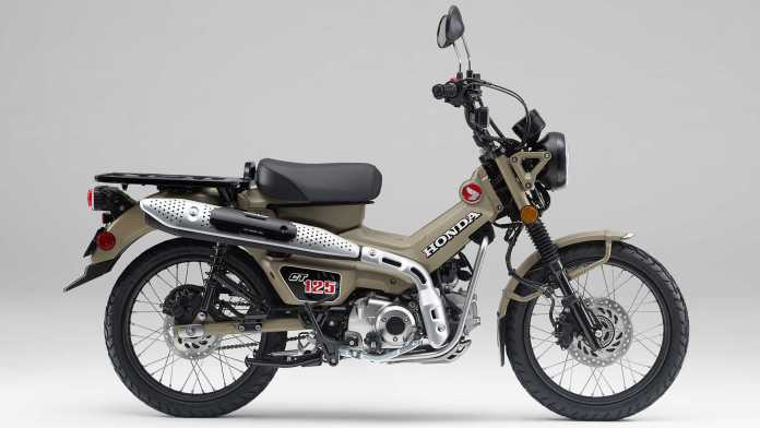 Honda CT 125 Hunter Cub