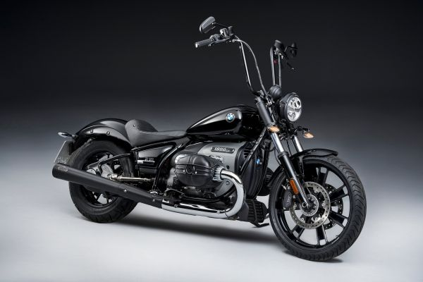BMW R 18 pode ser customizada