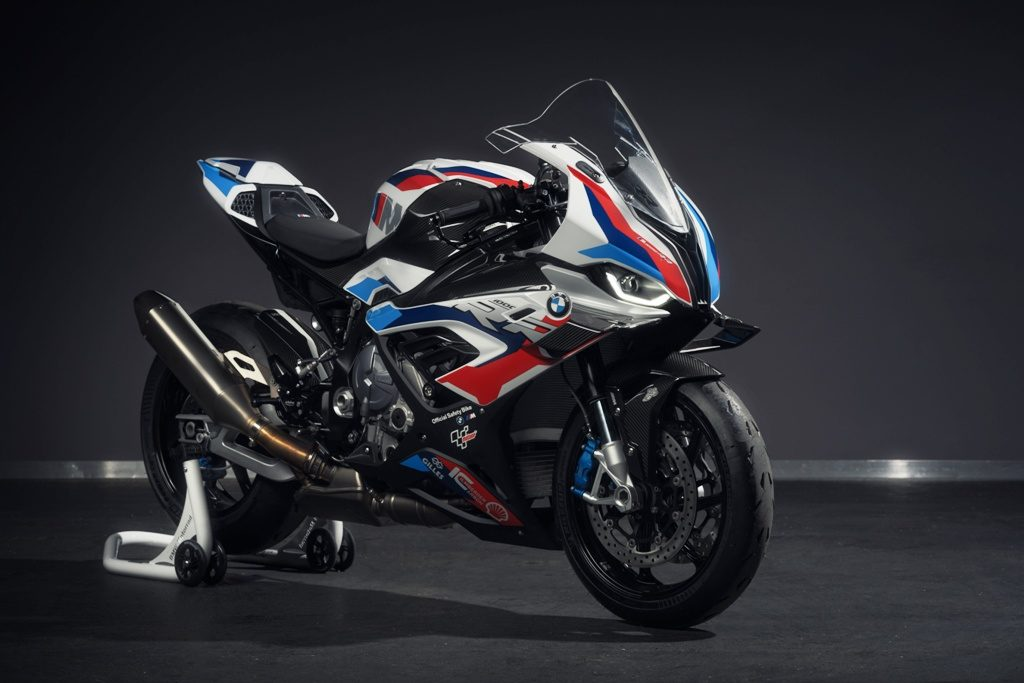 BMW M 1000 RR é a safety bike da MotoGP 2021